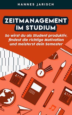 Cover zum Buch Zeitmanagement im Studium